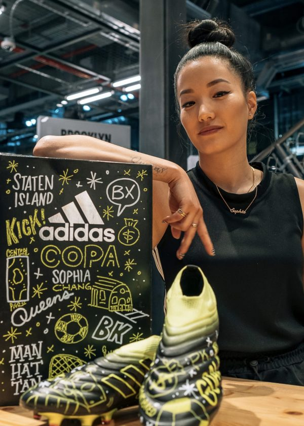 creative minds for adidas copa 19 by IMA