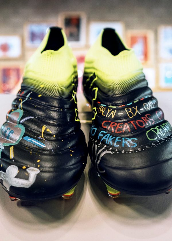 adidas copa 19 illustrated football boots from creators workshop by IMA