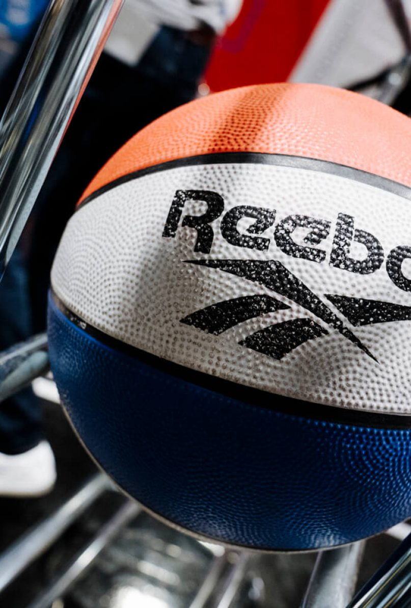 Reebok streetball activation