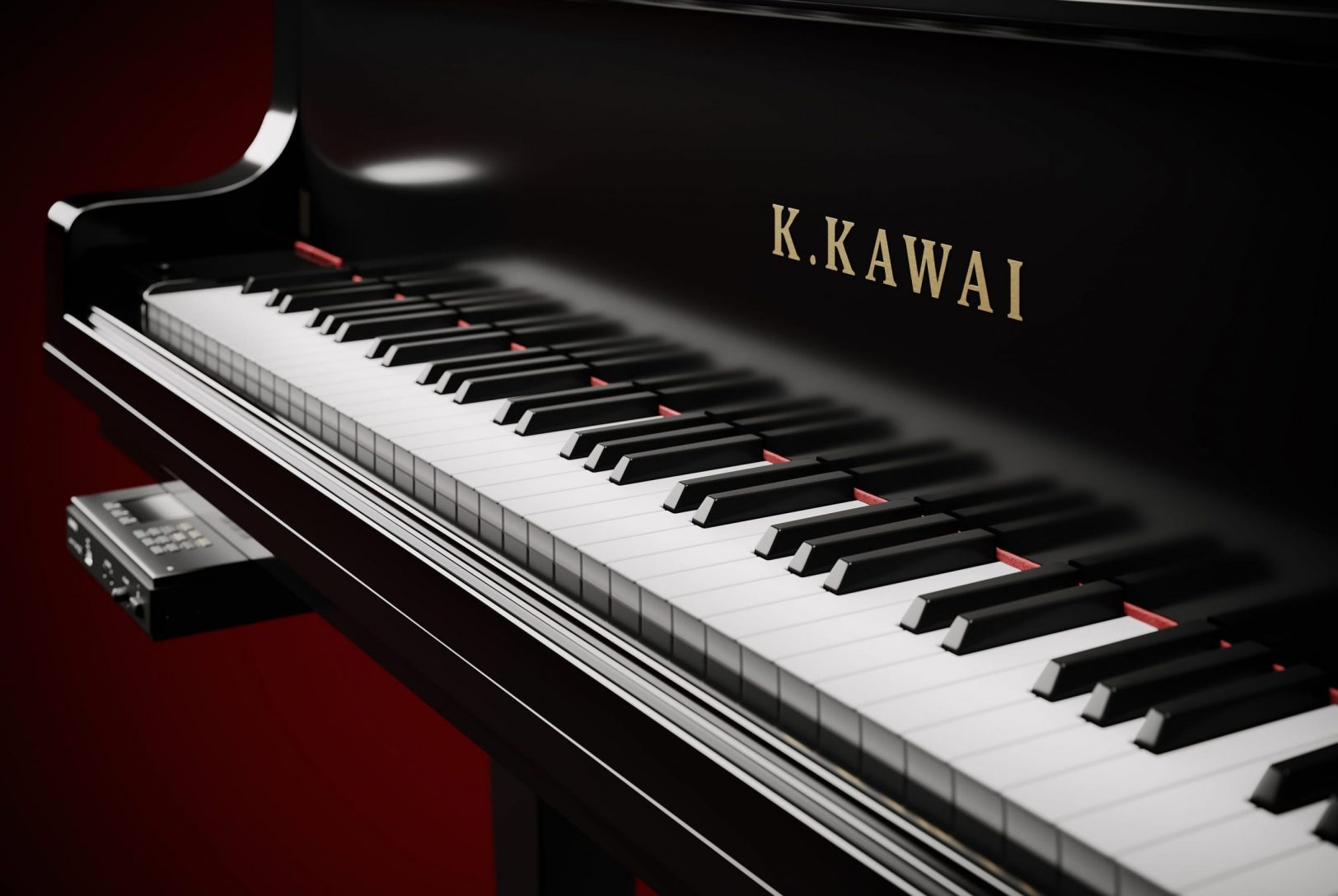 3D plays all the right notes for Kawai